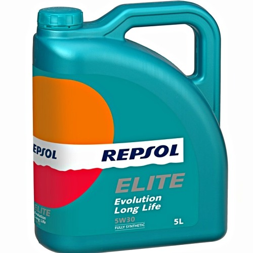 REPSOL ELITE EVOLUTION LONG LIFE 5W30 5L