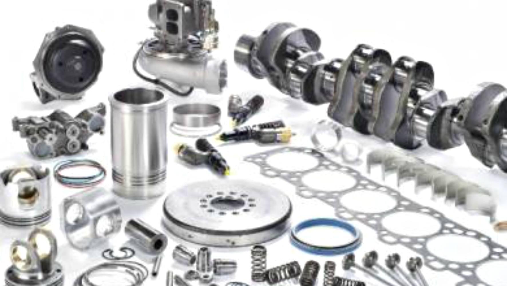 Motores, generadores...